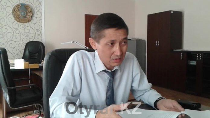 Председатель Казыгуртского районного суда Канатбек Конырбаев