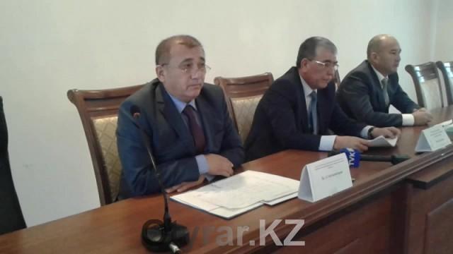 Специализированные суды Южно-Казахстанской области отчитались об итогах работы за 9 месяцев