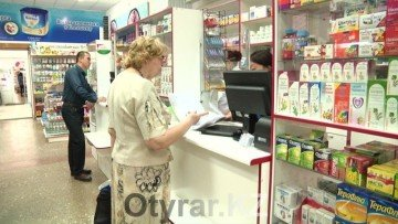 Цены на медикаменты шымкентского производства поднялись в среднем на 16 %