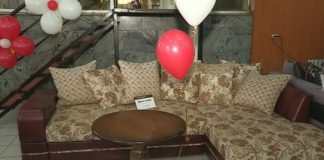 Для горожан также действует бесплатное сервисное обслуживание и возможность оформить мебель в кредит