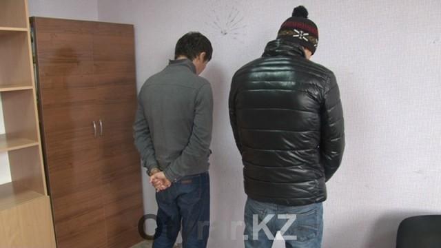 Двое молодых людей угоняли авто в Шымкенте и разбирали на запчасти