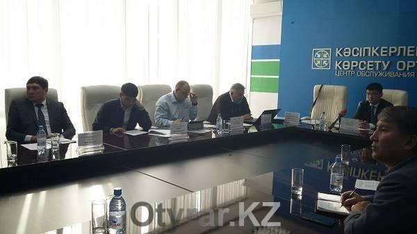 Украинская бизнес-делегация посетила Южно-Казахстанскую область