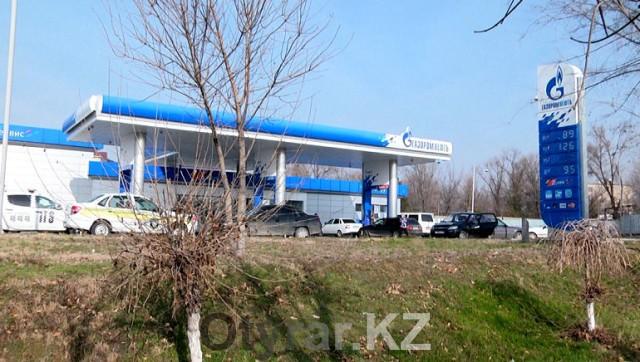 Цена на бензин в Шымкенте заметно упала
