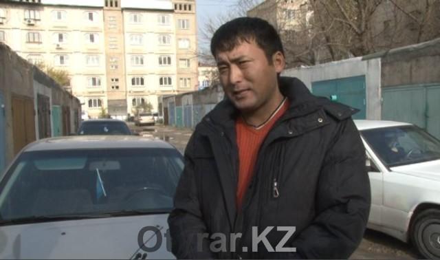В Шымкенте полицейские вернули угнанный автомобиль хозяину