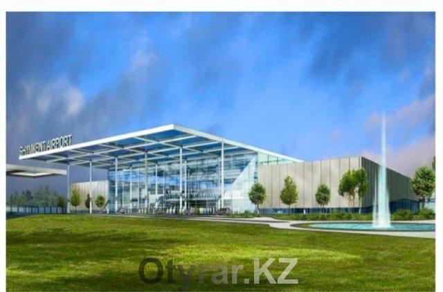 Проект концепции развития Шымкента