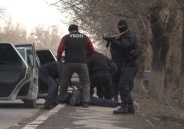 В Шымкенте задержаны подозреваемые в нападении на местного жителя