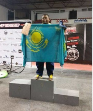 Полицейский ДВД ЮКО завоевал I место на Чемпионате мира в Португалии