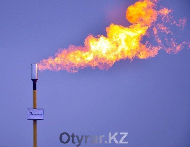В Байдибекский район ЮКО пришел природный газ