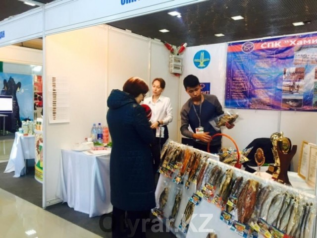 Начала работу международная продуктовая выставка AgroProm Shymkent 2015