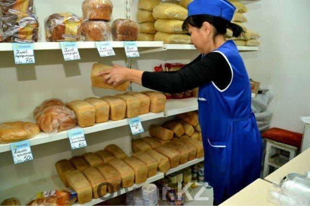 Стоимость социального хлеба в ЮКО не изменилась - 40 тенге за булку