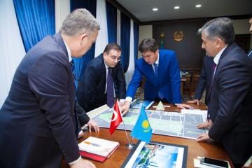 Габидулла Абдрахимов встретился с инвесторами из Турции