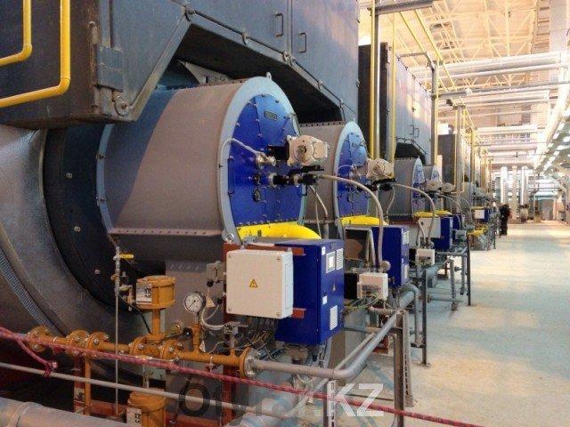 В Шымкенте новая ТЭЦ (котельная) заработала в штатном режиме