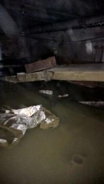 Вода в подвале. Затопленные подвалы