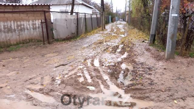 Страшные дороги массива «Кайнар-Булак». Кто виноват?