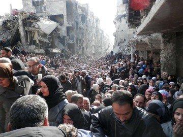 Сирия… Какая была страна!..