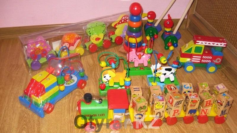 В Шымкенте найдены игрушки опасные для здоровья детей