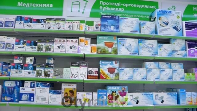В Шымкенте проходит выставка-продажа продукции компании «Еламед»