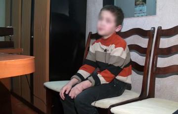 9-летний ребенок в Шымкенте как в рабстве жил у тети-инвалида 5 месяцев