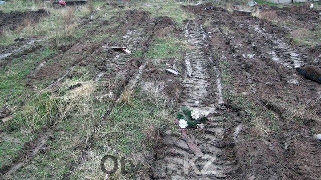 Неофициальное кладбище домашних животных в Шымкенте уничтожено