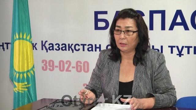 Галия Есимова, руководитель отдела по контролю за соблюдением технических регламентов