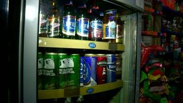 В Шымкенте объявлена война коммерсантам, незаконно продающим алкоголь. Пиво