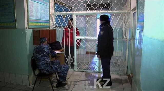 Южноказахстанский вредитель устраивал пожары в селе для снятия стресса