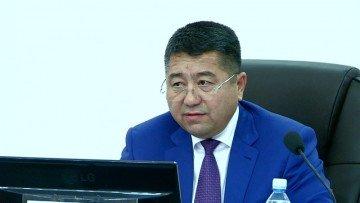 """Председатель правления ТОО """"СК-Фармация"""" Нуржан Алибаев"""