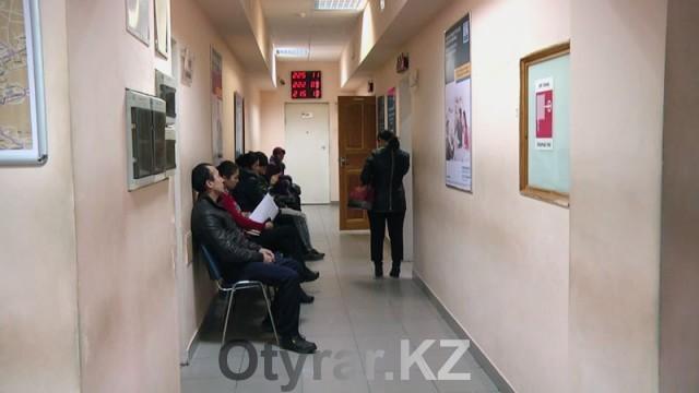 Корреспондент Otyrar.KZ не смог найти очередей в банках Шымкента