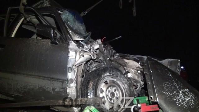 8 человек в двух ДТП погибли за минувшие выходные в Шымкенте