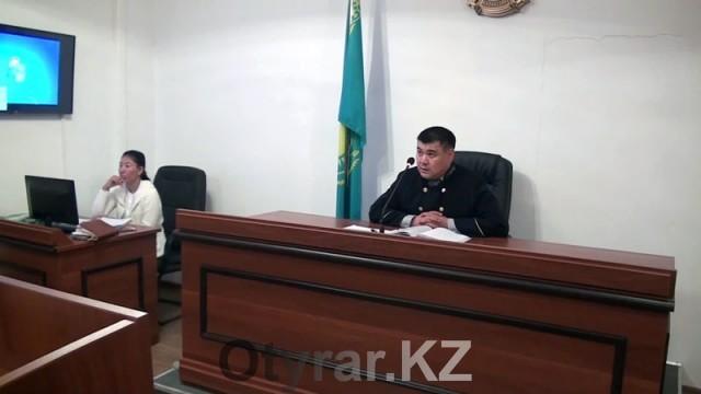 Виновник страшного ДТП Бауыржан Танкеев взят под стражу на время следствия