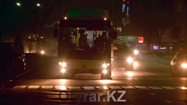 Водителей общественного транспорта нарушающих ПДД будут увольнять