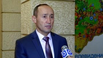 Сакен Исмайлов, первый заместитель ЮКПФ АО «КазТрансГаз Аймак»