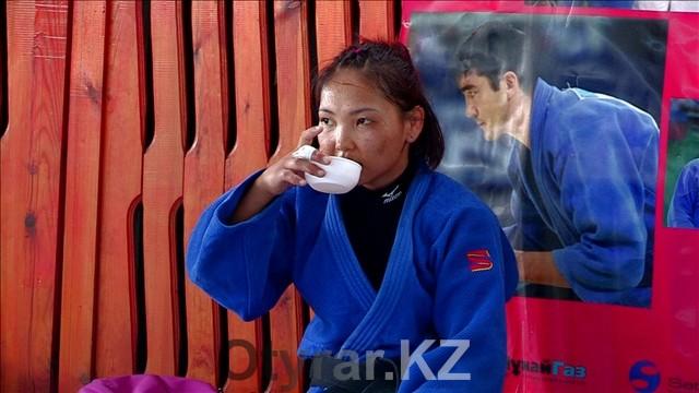 Еще одна победа в южноказахстнской женской сборной по дзюдо