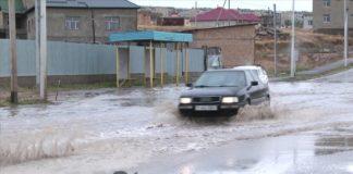 В Шымкенте не работает ирригационная система