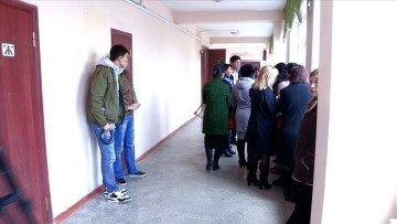 Учителя шымкентской школы № 33 требуют отставки директора