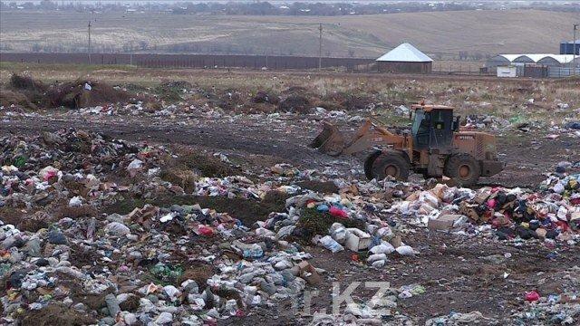 Жителям Мартобе удалось добиться закрытия мусорной свалки