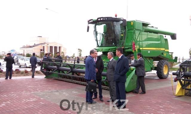 В Шымкенте прошла сельскохозяйственная выставка