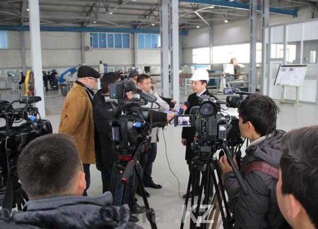 В ЮКО прошел пресс-тур по предприятиям-участникам «Дорожной карты бизнеса-2020»