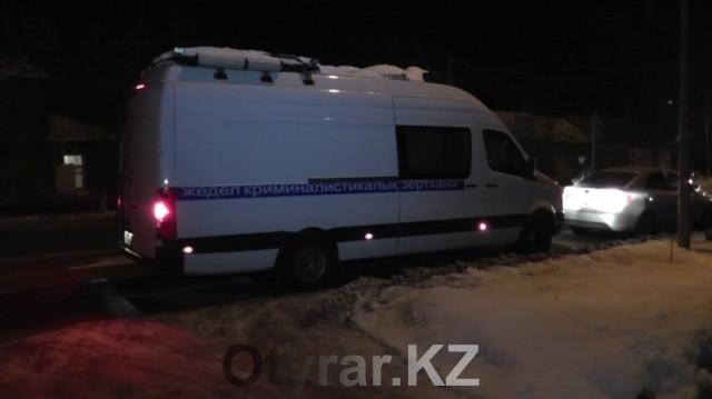 В Шымкенте неизвестный оставил муляж гранаты и ранил охранника гостиницы