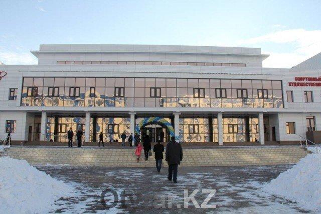 В ЮКО открылся уникальный спорткомплекс художественный гимнастики