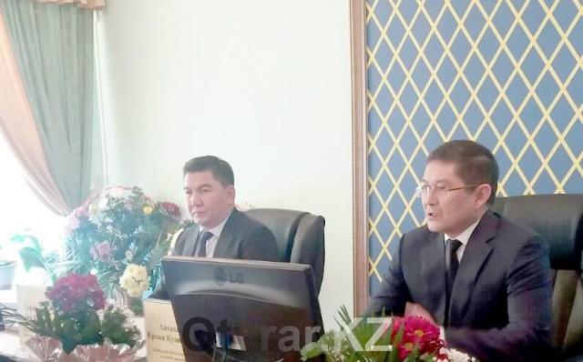 В ЮКО с рабочим визитом находится Министр образования и науки Казахстана
