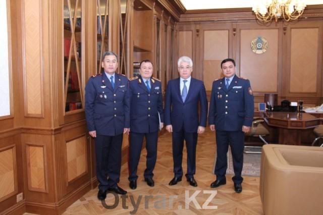 Назначены новые заместители начальника ДВД ЮКО