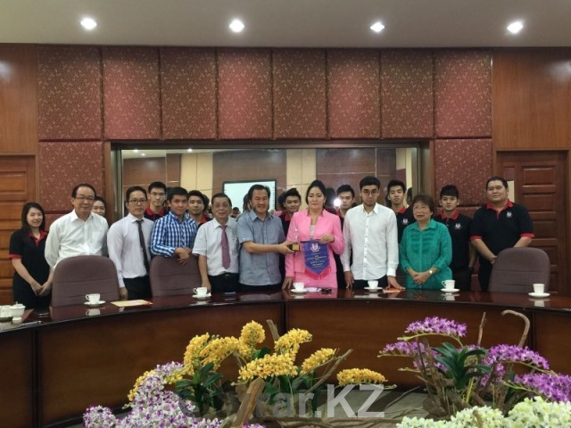 Южно-Казахстанская делегация с рабочим визитом посетила Малайзию