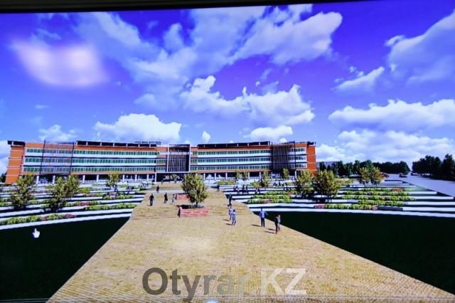 В ЮКО малазийцы построят международный технический колледж