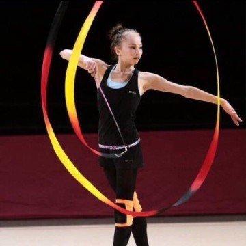 Сабина Аширбаева выиграла 2 золотые и 2 серебряные медали на международном турнире