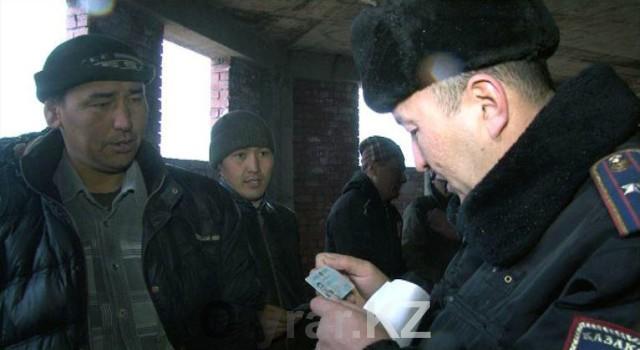 """Полицейские подвели итоги оперативно-профилактического мероприятия """"Мигрант"""""""