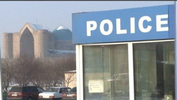 Полиция. Туркестан