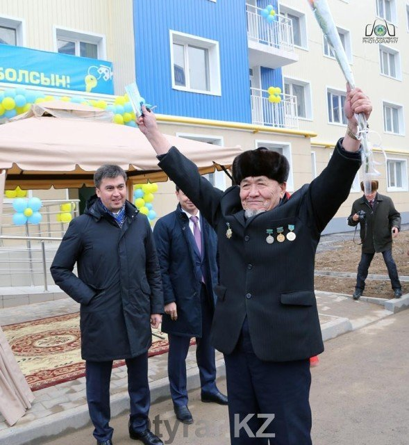 58 квартир получили сегодня шымкентцы по программе Доступное жилье - 2020