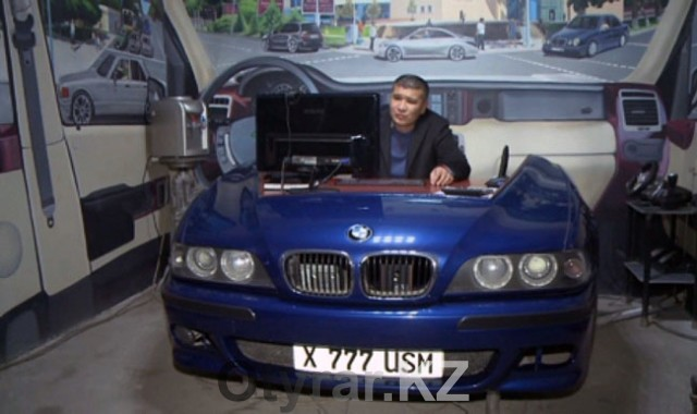 В Шымкенте запчасти от дорогих машин пустили на изготовление мебели