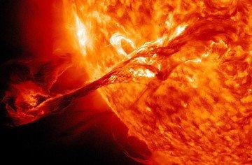 Жуткая магнитная буря ударит по жителям Земли в Новый год